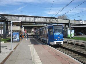 Holbeinplatz lijn1 T6A2