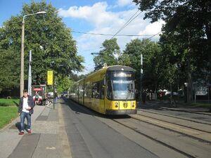 Königsheimplatz lijn6 NGTD12DD