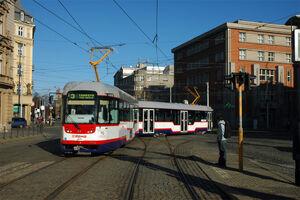 Náměstí Hrdinů lijn3 VarioLF+