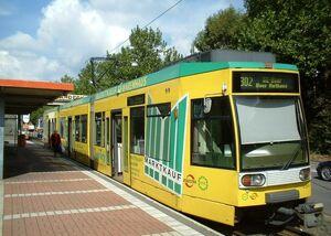 Laer Mitte lijn302 NF6D