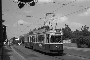 Ganghoferbrücke lijn26 M5