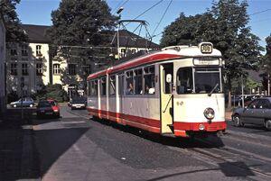 Auf der Wenge lijn306 GT6