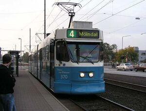 Varbergsgatan lijn4 M31