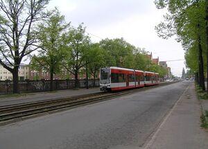 Am Grünen Feld lijn2 MGT-K