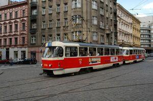 Bruselská lijn10 T3