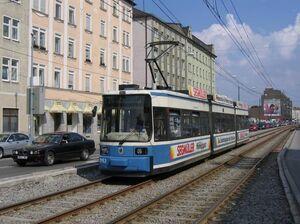 Trappentreustraße lijn19 R22