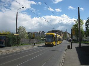Birkenhainer Straße lijn12 NGT6DD