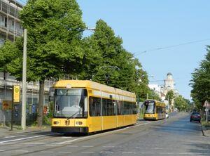 Altenberger Straße lijn4 NGT6DD
