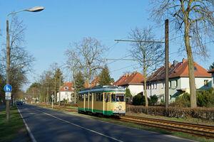 Brösener Straße lijn88 GT6