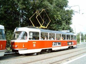 Brusnice lijn22 T3M