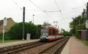 Bad Dürrenberg Kirchfährendorf lijn5 MGT6D