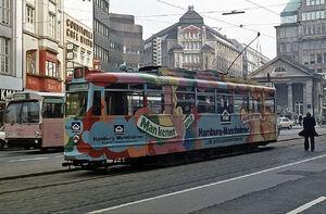 Mönckebergstraße lijn1 2