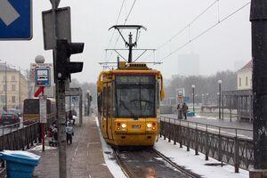 Metro Ratusz Arsenal lijn18 116N