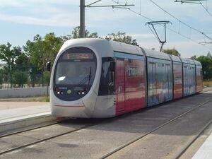 Tramway Athènes