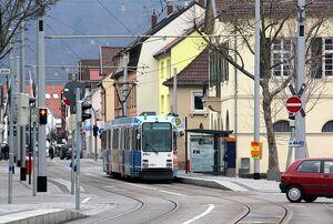 Kirchheim Rathaus lijn26 M