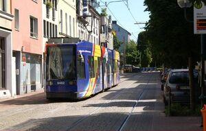 Obere-Wilhelm-Straße lijn62 R11
