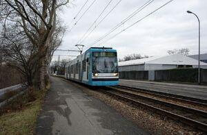 Altrheinstraße lijn3 MGT