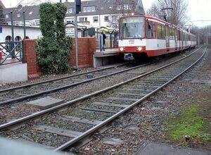 Dellbrück Hauptstraße lijn18 B