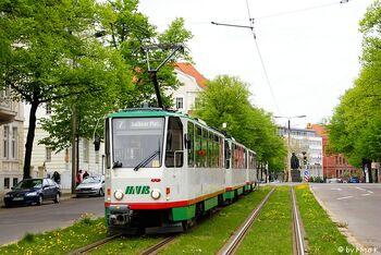 Planckstrasse lijn7 T6A2M