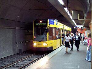 BerlinerPlatzLijn109