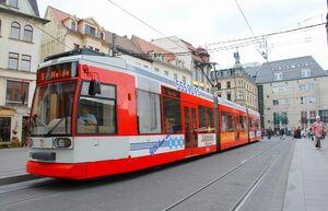 Marktplatz lijn5 MGT6D