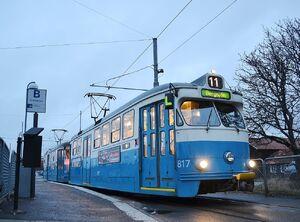 Saltholmen lijn11 M29