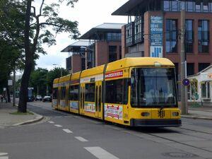 Augsburger Straße lijn6 NGT6DD