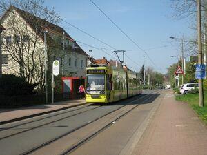 Ludwig-Uhland-Straße lijn5 MGT6D