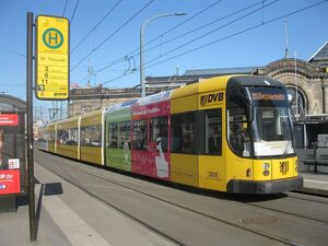 Bahnhof Neustadt lijn11 NGTD12DD