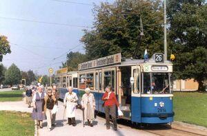 Lorettoplatz lijn26 M5