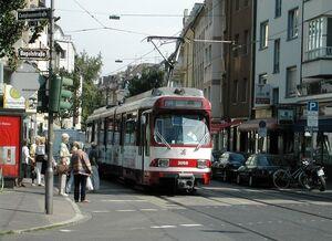 Rochusmarkt lijn704 GT8S
