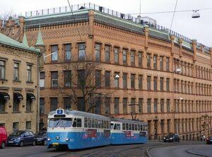 Stigbergstorget lijn3
