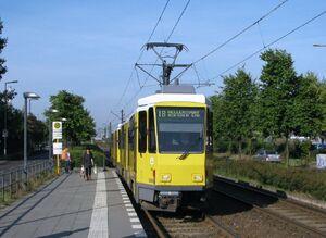 Helene-Weigel-Platz lijn18 KT4D