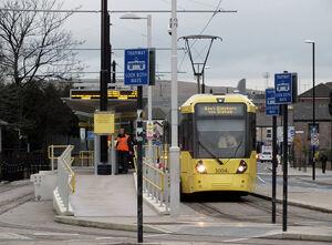 Rochdale Station M5000