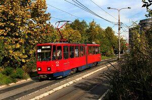 Vozdovac lijn14 KT4YU
