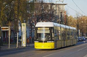 Freienwalder Straße lijnM5 Flexity