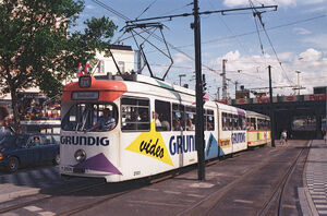 Oberbilk lijn717 GT6