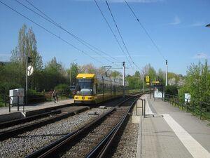 Dahlienweg lijn2 NGT8DD