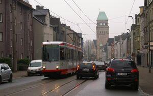 Vinckestraße lijn301 M