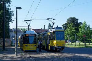 Alt-Schmöckwitz lijn68 GT6N KT4D