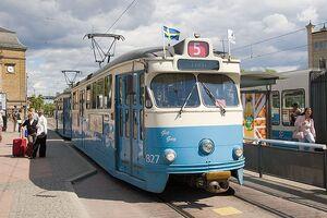 Centralstationen lijn5 M29