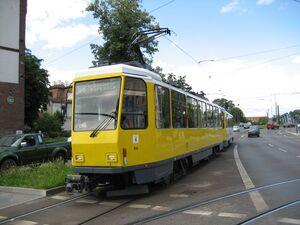 Schloßplatz Köpenick lijn68 T6A2