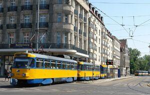 Hauptbahnhof lijn1 T4D