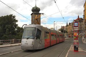 Jiráskovo námestí lijn14 14T