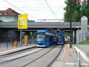 Parkstraße lijn6