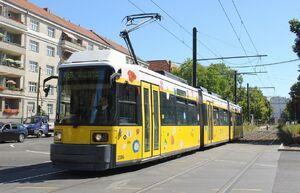 Stahlheimer Straße lijnM13 GT6N-Z