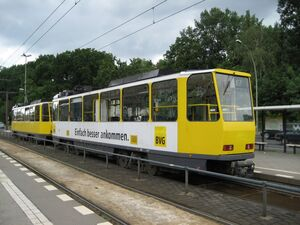 Alte Försterei lijn67 T6A2