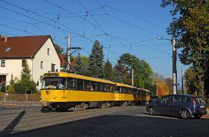 Cäcilienstraße lijnE13 T4D