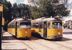 Kleiweg lijn6 GT8
