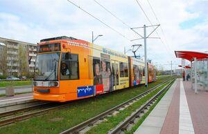 Mark-Twain-Straße lijn11 MGT6D